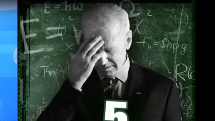 A Hilarious Look at the Top 5 Biden Blunders...