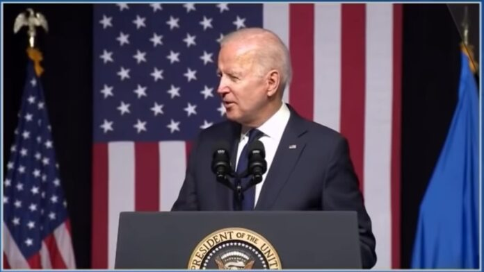 Biden Issues an Attack on His Fellow Democrats...