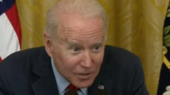 Commentary: Biden's Creepy, Whispering News Conference...