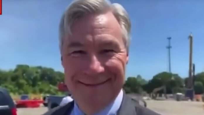 Democrat Defends His 'Whites Only' Beach Club...