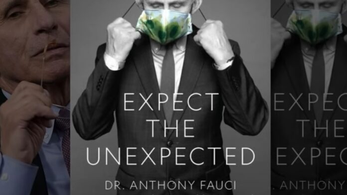 Dr. Fauci is Cancelled by Amazon and Barnes and Noble...