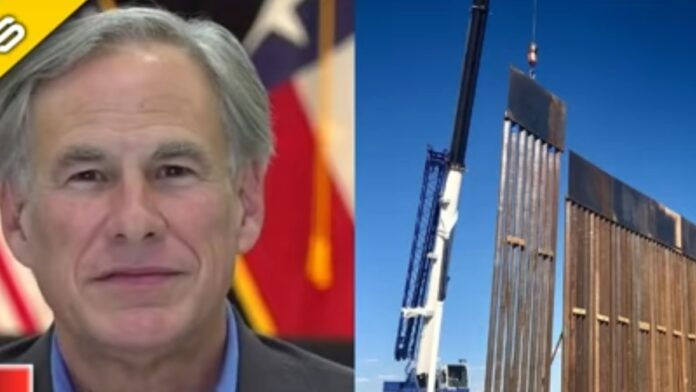 He Will Build the Wall Anyways: Texas Governor Defies Biden...