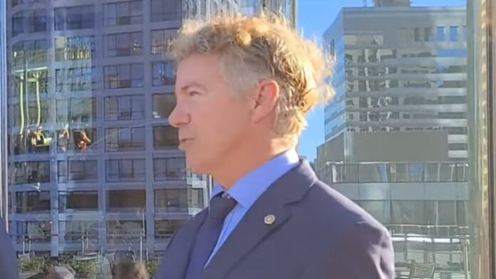 Here's What Happened: Rand Paul and His Dinner at Trump Tower...