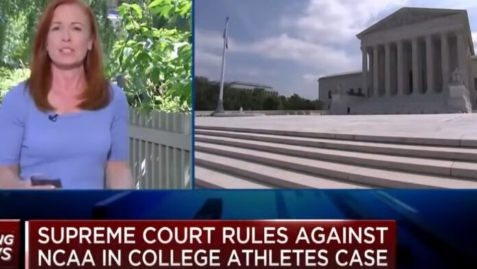 Huge Win for College Athletes after Supreme Court Rules...