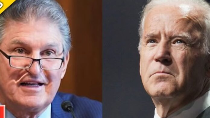 Joe Manchin Delivers Huge Blow to Dems...