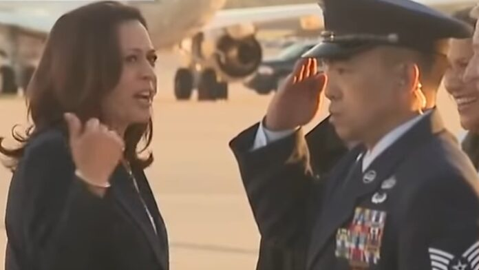 Kamala Harris is Showing Up at the Wrong Address...