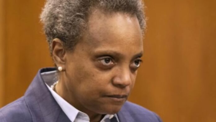 Lightfoot Scrambling to Pick Up the Pieces After Her Racist Policy...