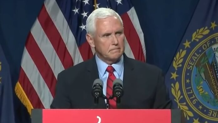 Breaking: Pence Breaks His Silence on Relationship with Trump...