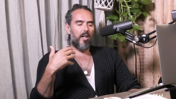 Russell Brand: The Emptiness of Celebrity Lifestyle...
