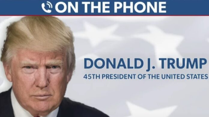 Trump: I'll be Making an Announcement in the Not-Too-Distant Future...