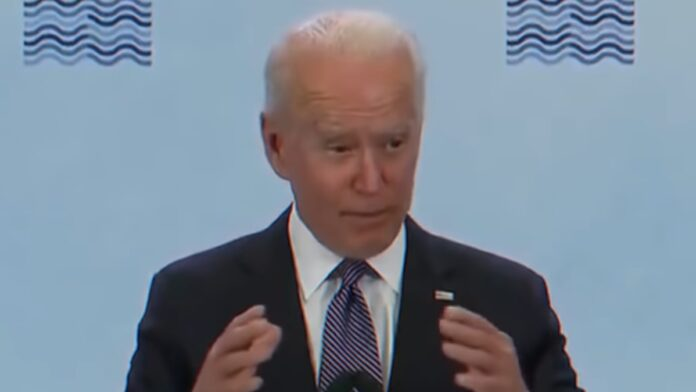 Watch These Embarrassing Biden Gaffes on the World Stage...