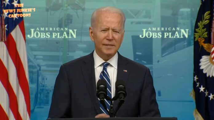 Biden: It's Getting Close to Noon, The Sun is Coming Out...