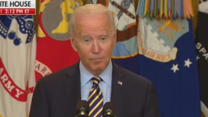 Biden's Recent Remarks on Afghanistan are Painful to Watch...