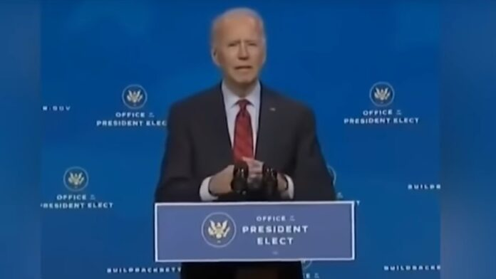 Here's the Most Devastating 90 Seconds of Biden Forgetting...
