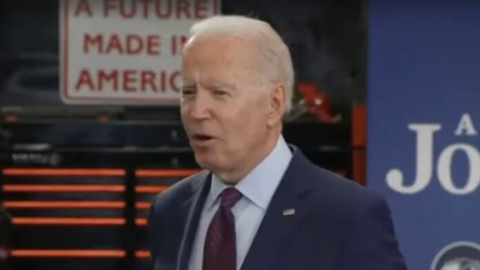 Hilarious: Biden Uses the 'Grocery Store' Example...