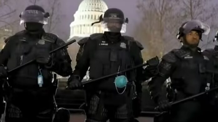Is It Legal? Capitol Police to Open New 'Field Offices'...
