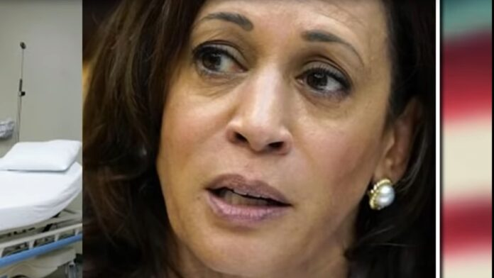 Kamala checks into Walter Reed Immediately After Meeting with Infected Dems...