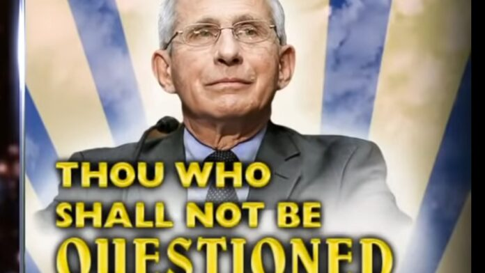 Must See: Fauci was Visibly Shaken During His Testimony...