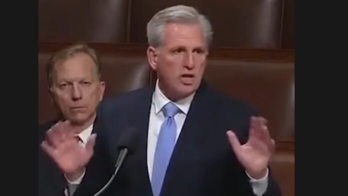 Must See: McCarthy Gives Dems a History Lesson they Don't Want to Hear...