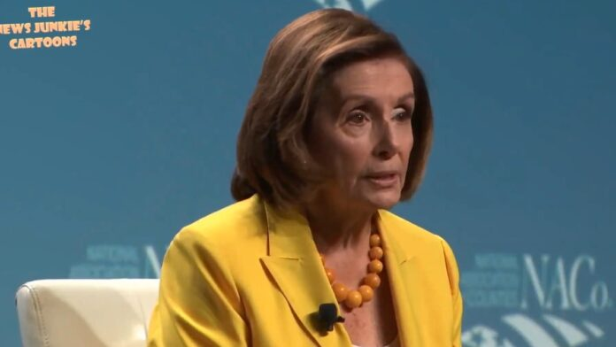 Must See: Pelosi Demonstrates How a Politician Answers a Question...