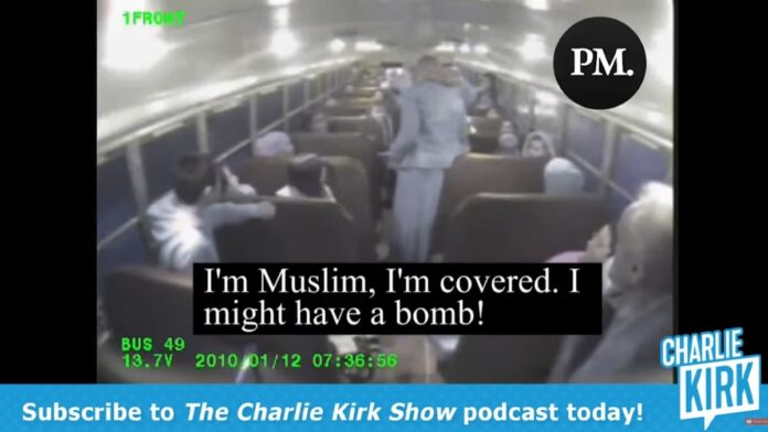 Must See Unearthed Video: Candidate Threatens to Blow Up School Bus...
