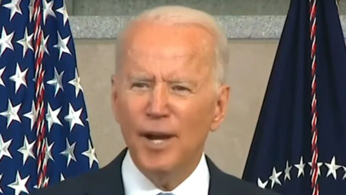 Must Watch: Biden Now Declares Half the Country as 'The Enemy'...