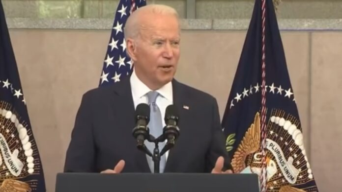 Must Watch: Biden Slammed for Pulling the Race Card Over Voting Issue...