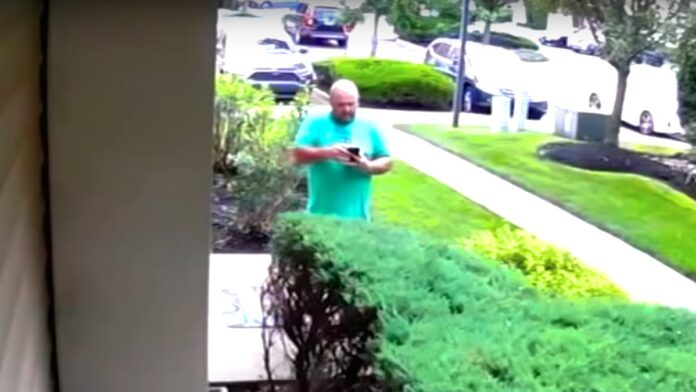 Racist White Guy Invites Protesters to His House...