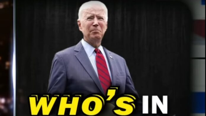 This is Not a Joke, 'Who Is in Charge at the White House?'...