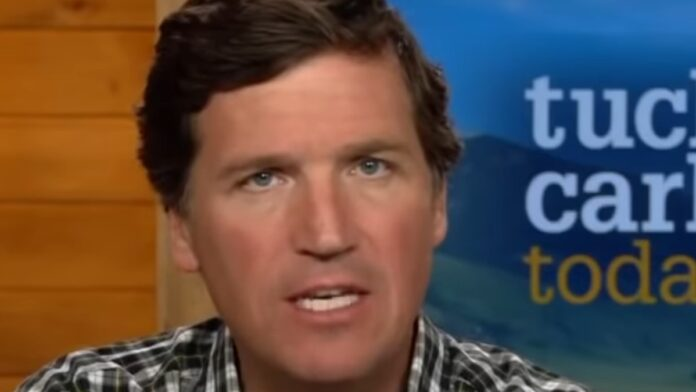 Tucker: My Mind Was Changed When I Read the Numbers...