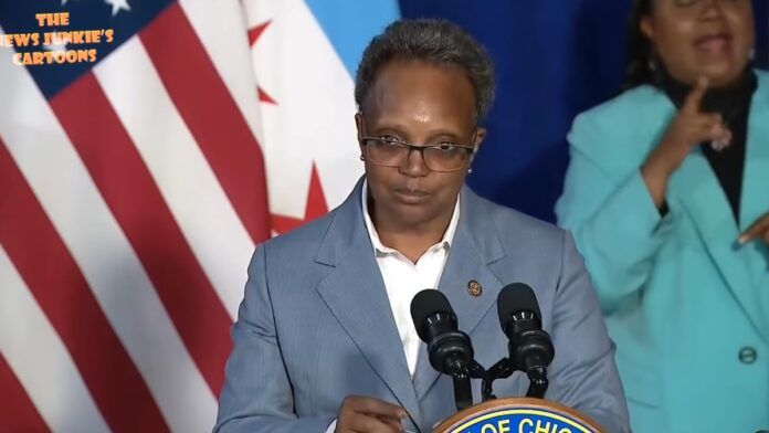 Watch This: Lightfoot Says 99% of Her Criticism is Due to 'Racism'...